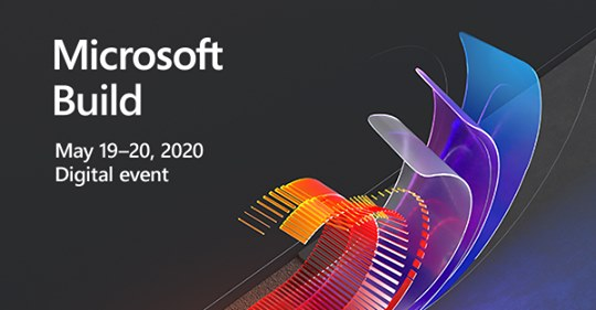Microsoft Build 2020 - Digital Event