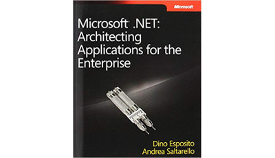"Il nostro libro ""Architecting Applications for the Enterprise"" pubblicato da Microsoft Press"